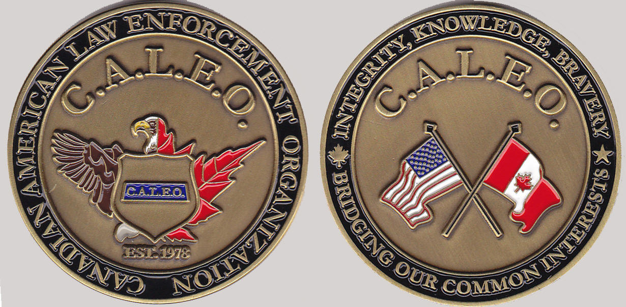 CANADIAN-AMERICAN LAW ENFORCEMENT ORGANIZATION