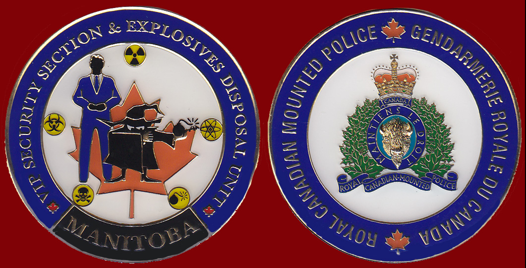 RCMP D DIVISION VIP AND EDU