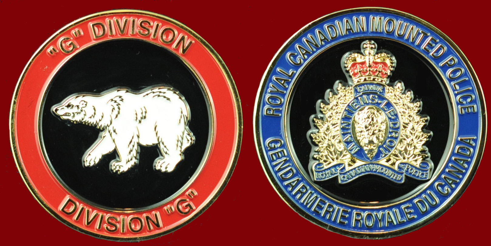 RCMP G Division