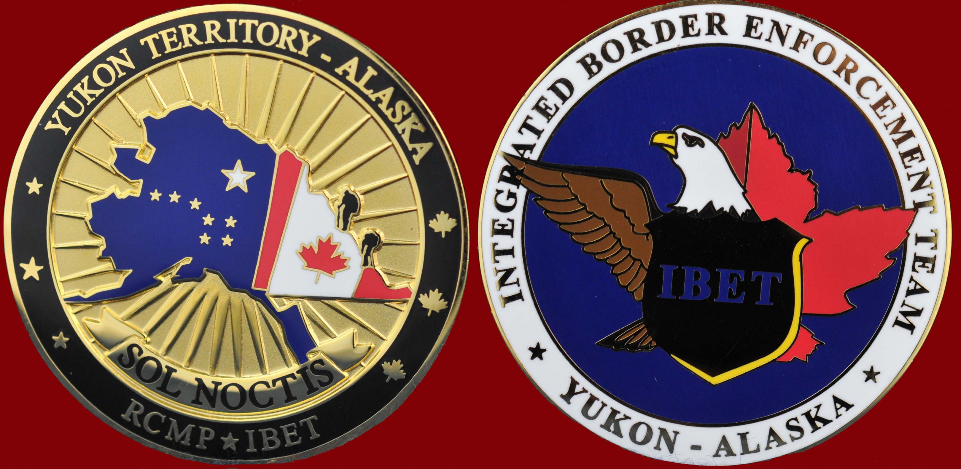 YUKON INTEGRATED BORDER ENFORCEMENT TEAM